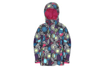 The North Face Girl Entry Level Ski Triclimate Jacket multiprint